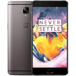 one plus 3t 6gb 64g global con dos meses