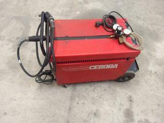 Maquina de Soldar monofásica Cerbora MIG 160
