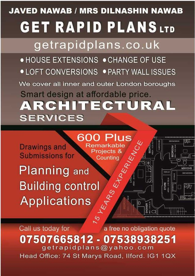 Planning application|Loft Conversion