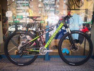 Bicicleta de montaña carbono Haibike Sleek 29 SL