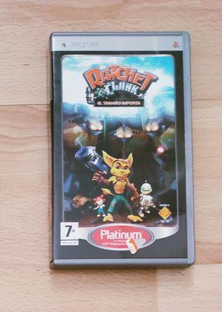 Rachet and Clank-PSP