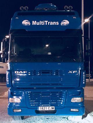 DAF XF95 480 2003
