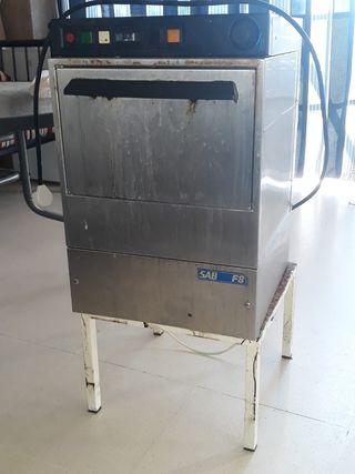 Lavavajillas hostelería bar