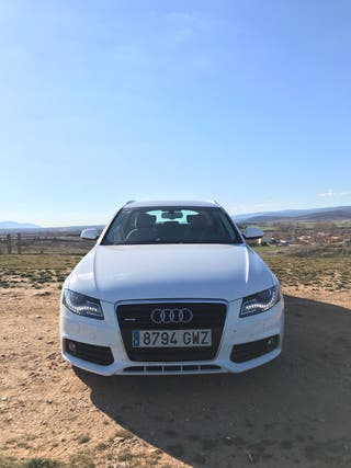 Audi A4 3.0 TDI 240cv Quattro S-Tronic