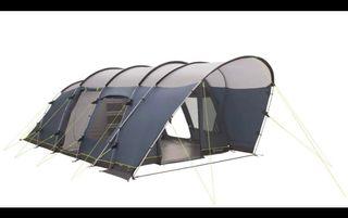 Tienda campaña Outwell 4-5 personas - camping