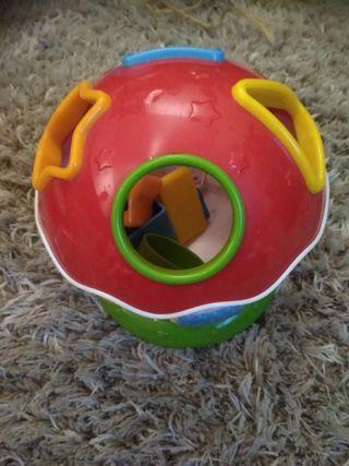 juguete bebe Mickey Mouse