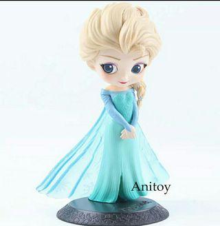 Figura de Elsa, Frozen