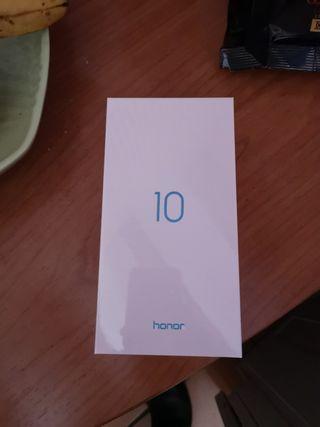 Honor 10 azul factura precintado