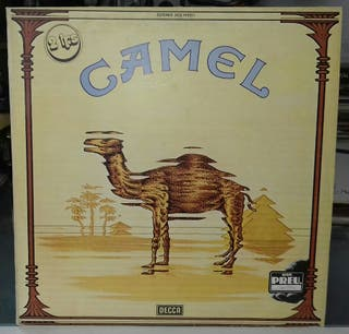 DISCO VINILO CAMEL DECCA,LP DOBLE