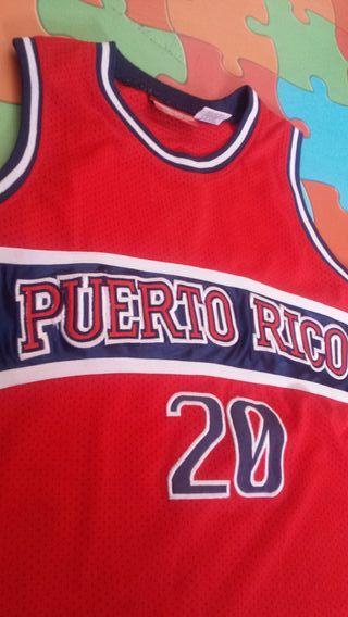 Puerto rico baloncesto