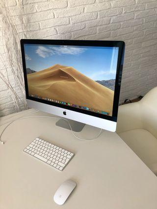 iMac27 i7 5k Turboboost 4.4GHz 32GB ram 2015