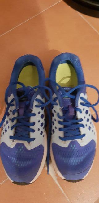 Zapatillas Nike chica. T38.