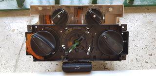 mandos calefacción y aire acondicionado