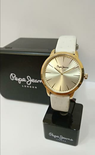 Reloj chapado Pepe Jeans NUEVO