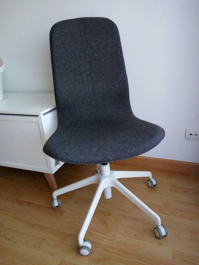 Silla oficina Ikea de segunda mano por 90 € en Celra en WALLAPOP