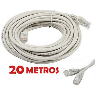 CABLE INTERNET 20 METROS