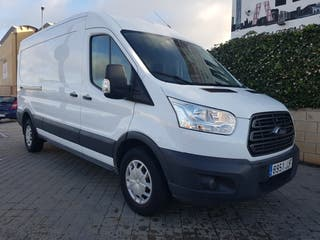 FORD Transit 350 100cv L3H2 Van Trend Trasera