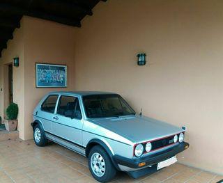 Volkswagen Golf Gti Mk1 1983