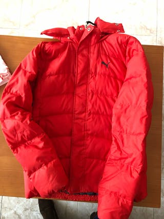abrigos niño puma