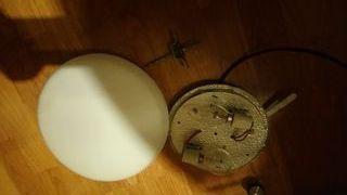 Lámpara aplique fluorescente