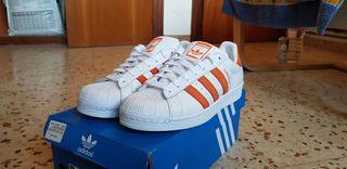 Adidas superstar nuevas talla 40 2/3