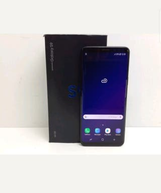 Samsung Galaxy s9 negro
