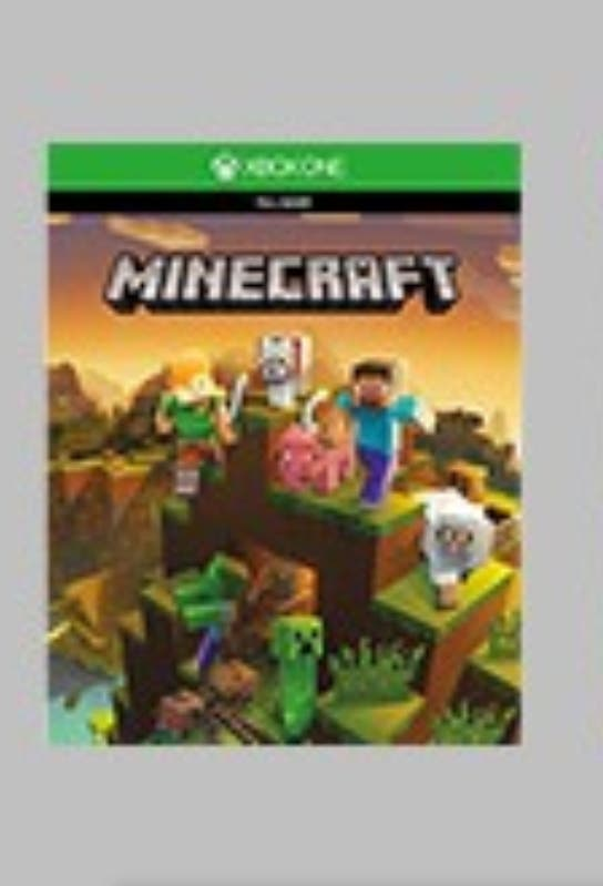 Minecraft Xbox One + Starter pack + Creators pack