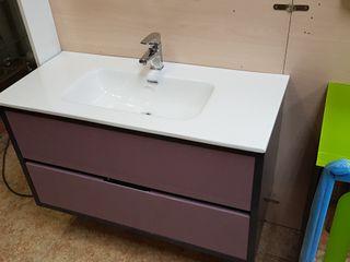Mueble de baño 100x45 mod M85