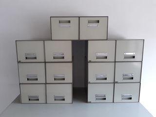 archivadores dobles