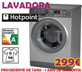 Lavadora Hotpoint 9KG A++