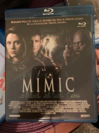 Mimic Blu-ray