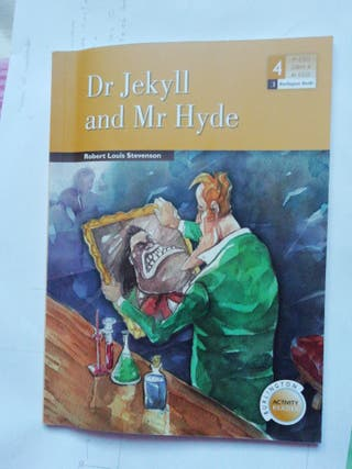 DR. Jekyll a d Mr. Hyde