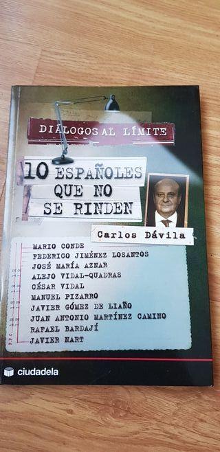 10 ESPAÑOLES QUE NO SE RINDEN