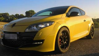 Renault Megane rs 250 cv (Cup)