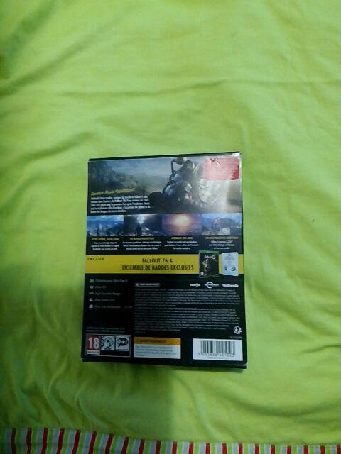 Fallout 76 amazon special edition a estrenar de segunda mano