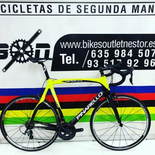 Bicicleta Pinarello razha ultegra