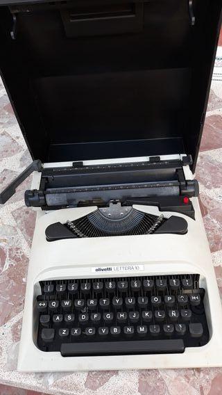 Maquina escribir Olivetti