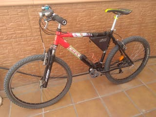 Bicicleta MTB Agece Mod. Ibiza