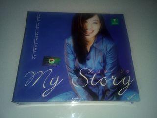 Cd edicion japon Sumi jo(doble cd)