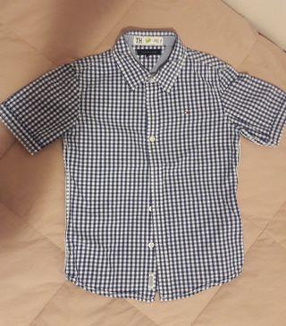 camisa TOMY HILFIGER T.8