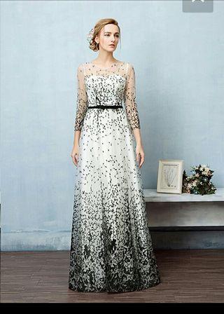 Vestido de fiesta / novia