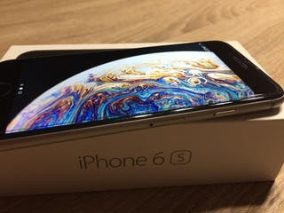 IPHONE 6s 16Gb. Impecable