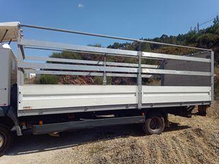 caja camion aluminio