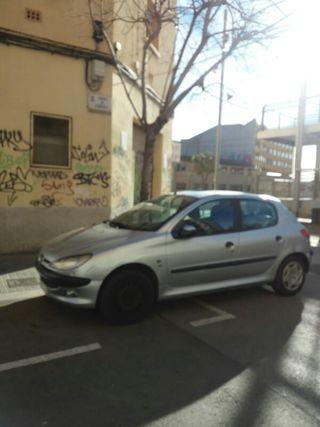 Peugeot 206 hd