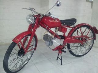 moto clásica