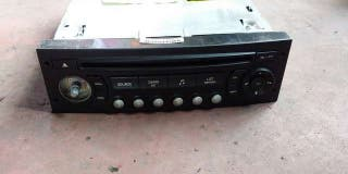 RADIO CD CITROEN C4 165970345