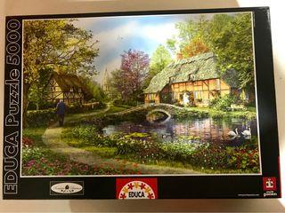 Puzzle Educa 5000 piezas