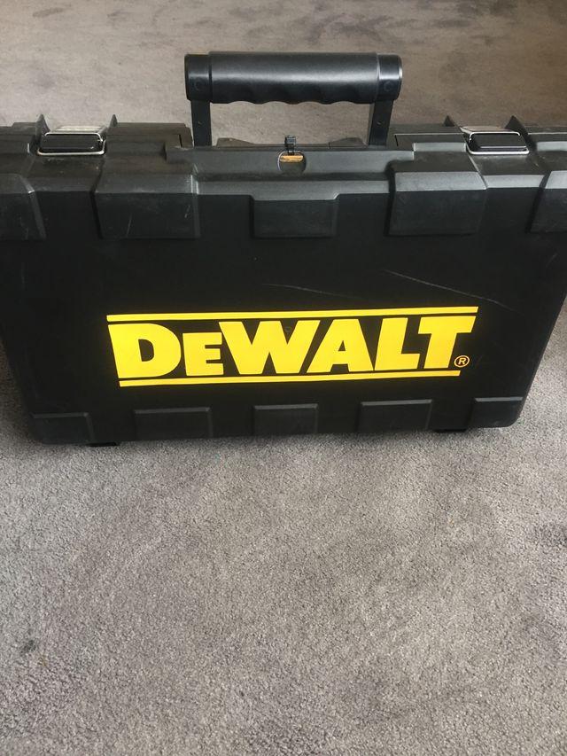 DeWalt Cordless 18V Li-Ion SDS Plus