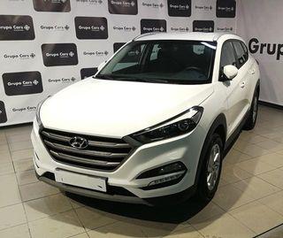Hyundai Tucson 1.7 CRDI BlueDrive Klass 4x2 85 kW (115 CV)