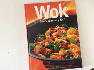 Cocina con WOK, nuevo!